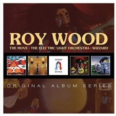 Roy Wood (Рой Вуд): Original Album Series
