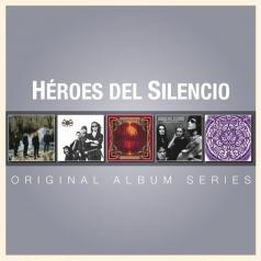 Heroes Del Silencio (Хероес Дел Силенцио): Original Album Series