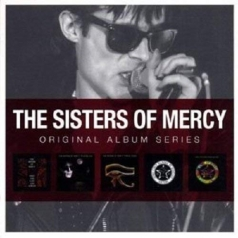 Sisters Of Mercy (Зе Систер Оф Мерси): Original Album Series