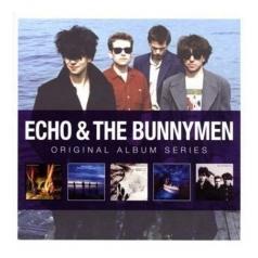 Echo & The Bunnymen (Ечо & Тхе Буннымен): Original Album Series