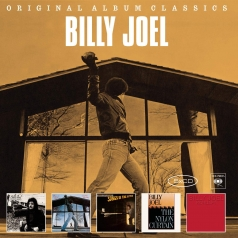 Billy Joel (Билли Джоэл): Original Album Classics