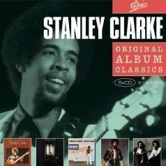 Stanley Clarke (Стэнли Кларк): Original Album Classics