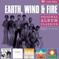 Wind & Fire Earth: Original Album Classics