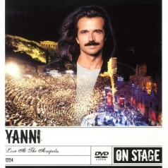 Yanni (Янни): Yanni Live At The Acropolis