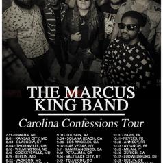 The Marcus King Band (Зе Маркус Кинг Бенд): Carolina Confessions