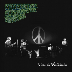 Creedence Clearwater Revival (Крееденце Клеарватер Ревивал): Live At Woodstock