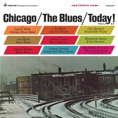 Chicago / The Blues / Today! (RSD2021)