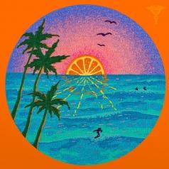 Jazz Dispensary: Orange Sunset