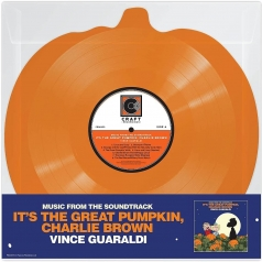Vince Guaraldi (Винс Гуаральди): It's The Great Pumpkin, Charlie Brown