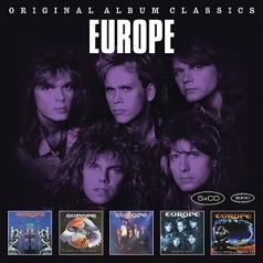 Europe (Европа): Original Album Classics