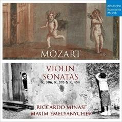Wolfgang Amadeus Mozart: Violin Sonatas