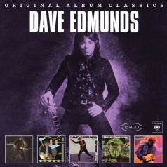 Dave Edmunds (Дэйв Эдмундс): Original Album Classics (Subtle As A Flying Mallet / D. E. 7 / Information / Riff Raff / I Hear You Rockin' - Live)