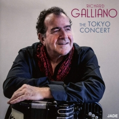 Richard Galliano (Ришар Гальяно): The Tokyo Concert