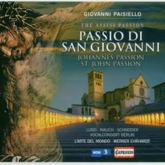Giovanni Paisiello (Джованни Паизиелло): Paisiello: Johannes-Passion