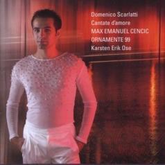 Domenico Scarlatti (Доменико Скарлатти): Scarlatti: Cantate D'Amore