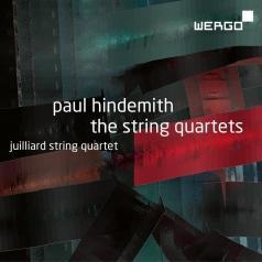 Paul Hindemith: Hindemith: String Quartets