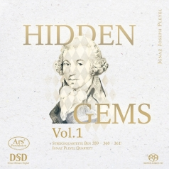 Ignaz Joseph Pleyel (Игнац Плейель): Hidden Gems – Vol. 1: String Quartets/Ignaz Pleyel Quartett