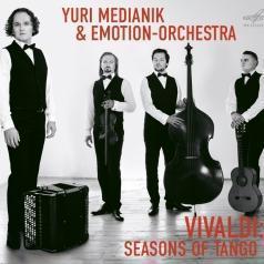 Вивальди Seasons Of Tango /Медяник Ю. & Emotion-Orchestra