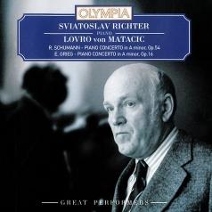 Классика: Richter Matacic Schumann Grieg
