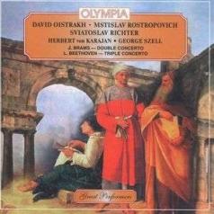 Классика: Oistrakh Rostropovich Richter Karajan