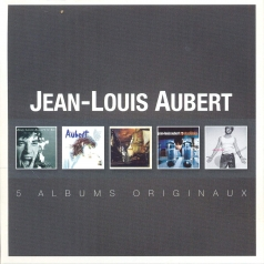 Jean-Louis Aubert (Жан-Луи Обер): Original Album Series