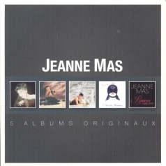 Jeanne Mas: Original Album Series