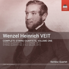 Wenzel Heinrich Veit: Veit: String Quartets Vol.1
