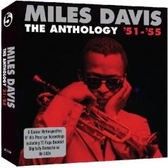 Miles Davis (Майлз Дэвис): The Anthology 51-55