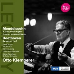 Klemperer: Mendelssohn/Beethoven