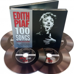 Edith Piaf (Эдит Пиаф): 100 Songs