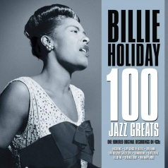 Billie Holiday (Билли Холидей): 100 Jazz Greats