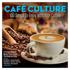 Cafe Culture – 100 Songs To Enjoy With Your Coffee