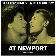 Ella Fitzgerald (Элла Фицджеральд): At Newport