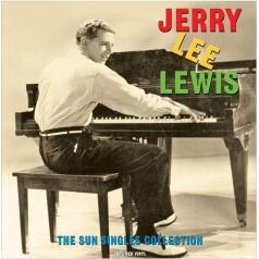 Jerry Lee Lewis (Джерри Ли Льюис): Sun Singles
