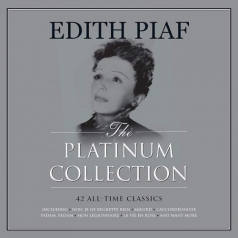 Edith Piaf (Эдит Пиаф): Platinum Collection