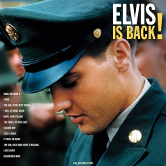 Elvis Presley (Элвис Пресли): Elvis Is Back!