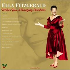 Ella Fitzgerald (Элла Фицджеральд): Wishes You A Swinging Christmas