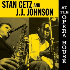 Stan Getz (Стэн Гетц): At The Opera House