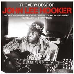 John Lee Hooker (Джон Ли Хукер): The Very Best Of