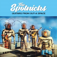 The Spotnicks: Guitars From Out-A Space