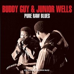 Buddy Guy (Бадди Гай): Pure Raw Blues