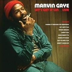 Marvin Gaye (Марвин Гэй): Let'S Get It On…Live