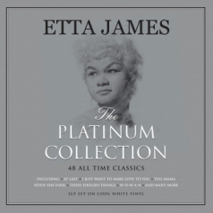 Etta James (Этта Джеймс ): Platinum Collection