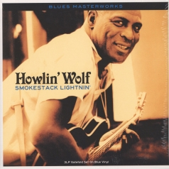 Howlin' Wolf (Хаулин Вулф): Smokestack Lightnin'