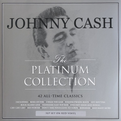 Johnny Cash (Джонни Кэш): The Platinum Collection