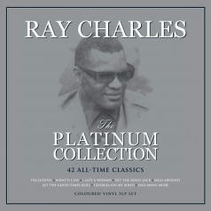 Ray Charles (Рэй Чарльз): The Platinum Collection