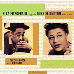 Ella Fitzgerald (Элла Фицджеральд): Sings The Duke Ellington Songbook