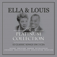 Ella Fitzgerald (Элла Фицджеральд): The Platinum Collection