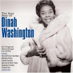 Dinah Washington (Куинси Джонс): The Very Best Of