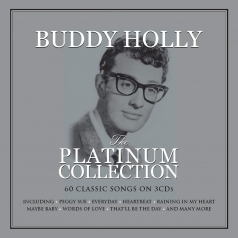 Buddy Holly (Бадди Холли): The Platinum Collection